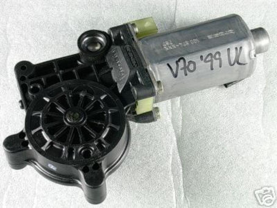 fensterheber motor f r volvo s v70 1 volvo ersatzteile. Black Bedroom Furniture Sets. Home Design Ideas